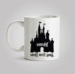 Disney Mug, Cute Mug, Travel, Vacation Gift, Coffee Cup, Cas