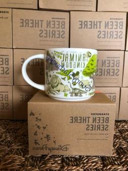 Starbucks Animal Kingdom Been There mugs - Disney Parks