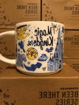 Starbucks Magic Kingdom Been There Mug - Disney Parks