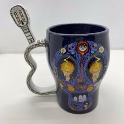 Disney Parks Coco Day of the Dead Ceramic Mug NEW
