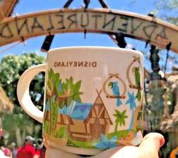 Disney Parks Disneyland Adventureland You Are Here Starbucks