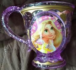 DISNEY STORE Rapunzel plastic cup for kids - NEW