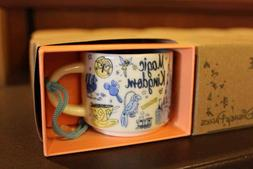 Disney World Parks Magic Kingdom Been There Coffee Mug Ornam