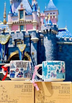 Disneyland Disney California Adventure Starbucks Been There