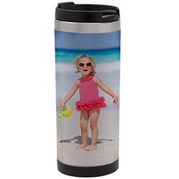 12 oz. DIY Stainless Steel Photo Tumbler