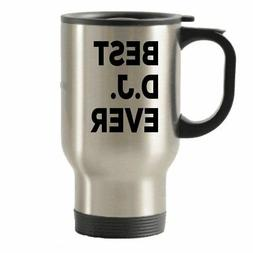 DJ Travel Mug - Travel Insulated Tumblers - DJ Gifts - For M