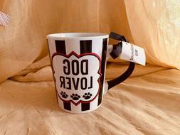 TUMBLEWEED DOG LOVER COFFEE CUPS MUG NEW 20 OUNCES STONEWARE
