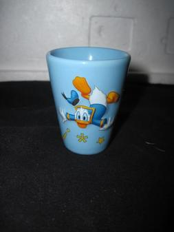 Disney Donald Feathers Are Flying Ceramic Shot Glass
