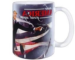 Donald Trump Make America Great Again Mug - AK Ass Kicking R