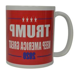 Donald Trump Coffee Mug Keep America Great Trump 2020 Novelt