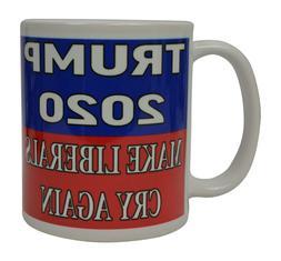 Donald Trump Coffee Mug Presidential Election 2020 Novelty C