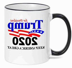 DONALD TRUMP Keep America Great 2020 Coffee Mug #2 POTUS