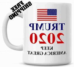 DONALD TRUMP Keep America Great 2020  Coffee Mug