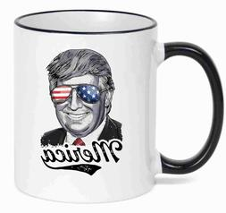 Donald Trump Merica Funny Coffee Mug President of the U S 20