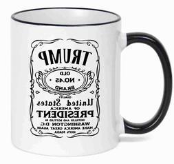Donald Trump Old #45 Trump 2020 Funny Coffee Mug