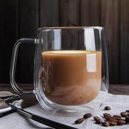 Double Coffee <font><b>Mugs</b></font> With the Handle <font