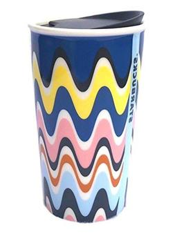 Starbucks Double Wall Ceramic Traveler for Coffee or Tea - 1