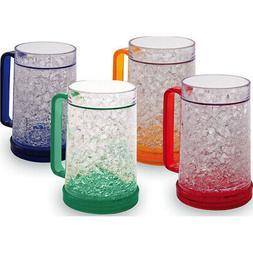 double wall gel freezer mug