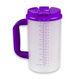 32 oz Double Wall Insulated Hospital Mug - Cold Drink Mug -