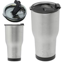 RTIC  Double Wall Vacuum Insulated Tumbler, 30 oz, Stainless