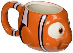 Zak Designs DRYC-8511 Finding Dory Nemo Ceramic sculpted Mug
