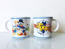 Disney Parks Duck Tales Diner Series Ceramic Coffee Mug Cup