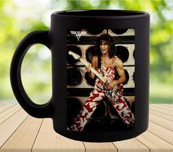 Eddie Van Halen RARE Vintage Coffee Mug