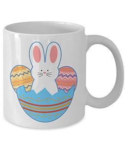 Easter Egg Bunny Gifts Mugs Set Coffee & Tea Gift Mug