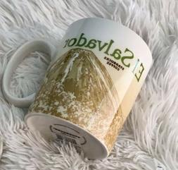 Starbucks El Salvador Global Icon Series 16oz mugs