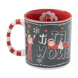Vandor The Elf On The Shelf Heat Reactive 20-Ounce Ceramic M