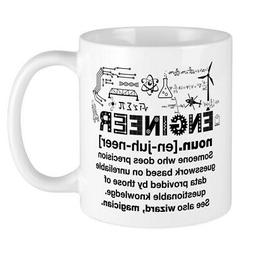CafePress Engineer Mugs 11 oz Ceramic Mug