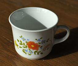 Corelle Expressions Mug Coffee Cup, Wildflower