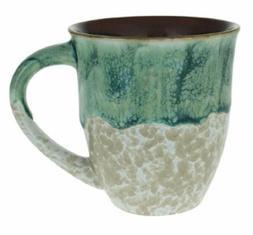Extra Large Java Ceramic Coffee Mugs 18 oz Latte Cappuccino