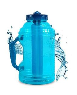 Cool Gear EZ Freeze 75 Ounce Water Bottle Blue