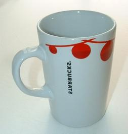 Starbucks Festive Holiday Red Baubles Mug