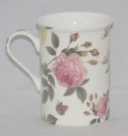 Heath McCabe Fine English Porcelain Tea or Coffee Mug CLIMBI