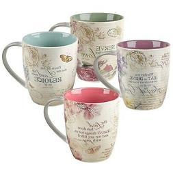 Christian Art Gifts Floral Inspirations Collection Inspirati