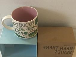 Starbucks Florida Been There Series  14 Ounce Mug