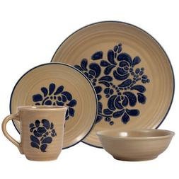 Pfaltzgraff Folk Art Dinnerware Set