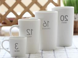 <font><b>Large</b></font> Capacity Ceramic Kitten Milk Coffe