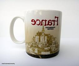 Starbucks France Global Icon Collectors Series Coffee Tea La
