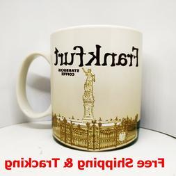 Starbucks Frankfurt Germany Global Icon City Collector Coffe