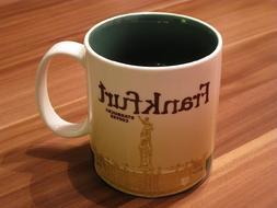 Starbucks Frankfurt  Global Icon Coffee Tea Mug 16 oz