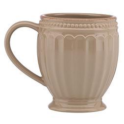 Lenox French Perle Groove Latte Mug