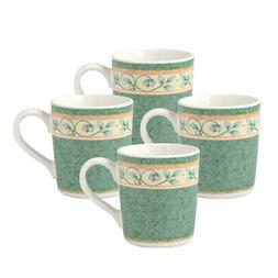 Pfaltzgraff French Quarter Set of 4 Mugs