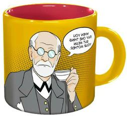 Freudian Sips Mug By The Unemployed Philosophers Guild
