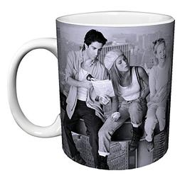 Friends Over New York NY TV Television Show Ceramic Coffee