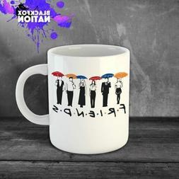 Friends TV Show Funny Fun Coffee Ceramic Mugs Office Home Ki