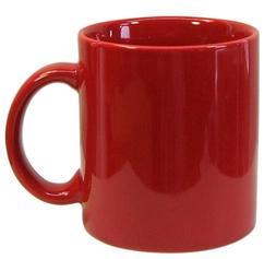 Waechtersbach Fun Factory II Red Mugs, Set of 4