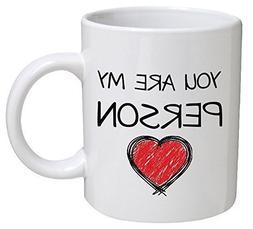 Funny Coffee Mug - High Quality - Ceramic 11 oz by A Mug To